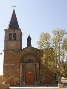 Eglise Saint-Martin de Fontaines-Saint-Martin