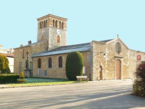 Eglise de Sathonay-Villoage