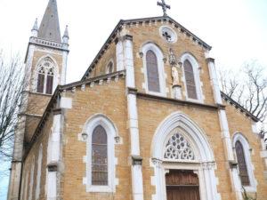 Eglise de Sathonay-Village