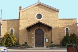 Eglise de Collonges-au-Mont-d'Or