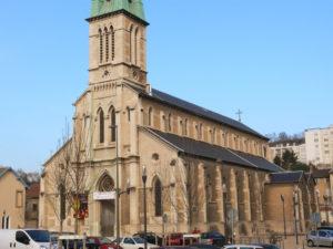 Eglise Saint-Louis de Fontaines-sur-Saône